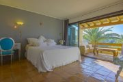 Luxurious Villa in Can Furnet with guests and staff house