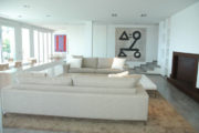 Luxury villa with six bedrooms for sale in Ibiza