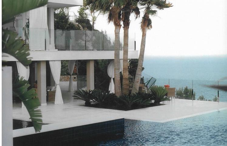 Unique Villa with a possible license for a hotel - Boutique in Ibiza