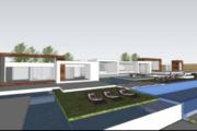 Nice project for exclusive villa in Cala Bassa