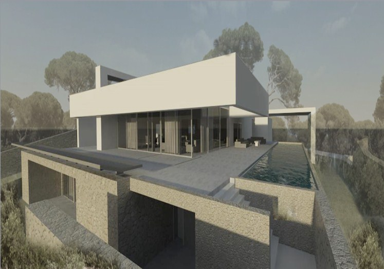 Exclusive and modern luxury villa in Roca Lisa