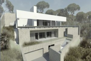 Exclusive and modern luxury villa in Roca Lisa