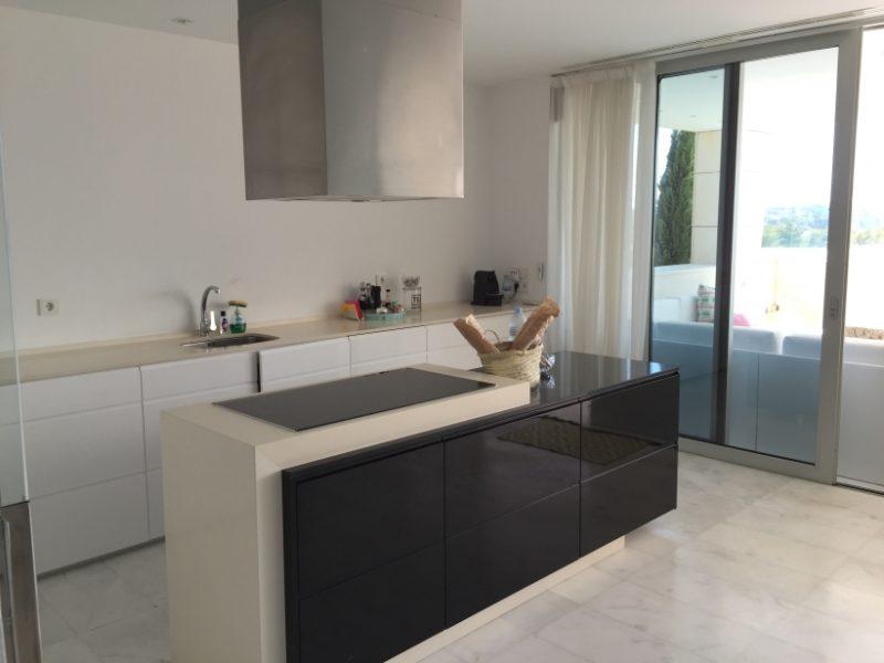 Three Bedroom Luxury Apartment for sale in Es Pouet Talamanca