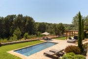 Finca with great view on nature near Sta. Gertrudis