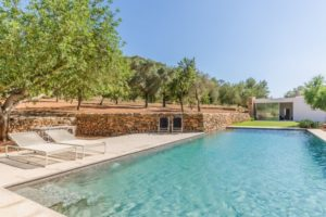 Fantastic finca in the heart of Ibiza