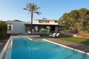 Villa for rent in Cala Salada