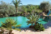 Large luxury villa in Jesus with garden near Talamanca beach