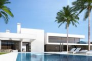 Modern luxury villa for sale in Santa Eulalia