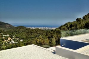 Moderne luxury villa with sea view Playa den Bossa
