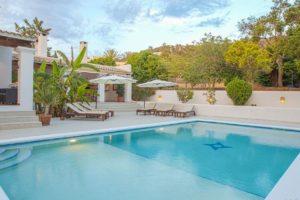Beautiful villa with tourist license in Jesus Ibiza