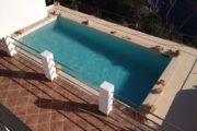 Villa with private access to the sea and with sunset (10)