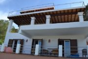 Villa with private access to the sea and with sunset (2)