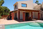 Villa with sea views Cala Tarida (11)