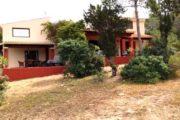 Villa with sea views Cala Tarida (2)