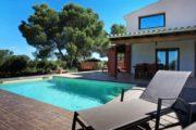 Villa with sea views Cala Tarida (4)