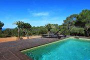 Villa with sea views Cala Tarida (6)