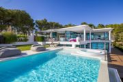 Luxury villa with popular views of the sea and Formentera (1)