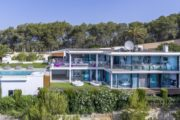 Luxury villa with popular views of the sea and Formentera (17)