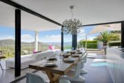 Luxury villa with popular views of the sea and Formentera (4)