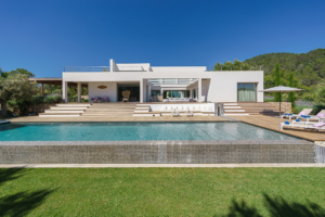 Modern luxury villa in KM 4 in San Jose Ibiza