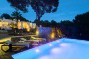 Very nicely renovated villa with sea view in Ibiza Cala Conta (1)