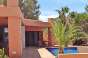 Modern Villa for sale in Caló den real with amazing views (1)