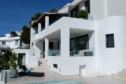 Modern villa for sale in Roca Lisa on Ibiza (1)