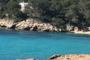 Plot for sale in Cala Salada with licence to build (16)
