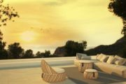 Plot for sale in Cala Salada with licence to build (2)