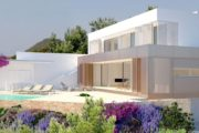 Plot for sale in Cala Salada with licence to build (8)