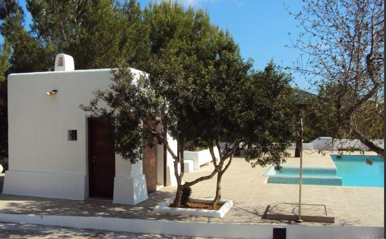 Rustic property in Ca Ses Lluques on Ibiza