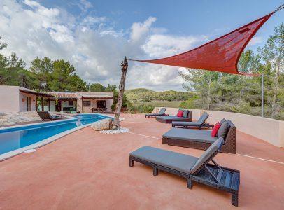 Amazing renovated villa close to Santa Gertrudis