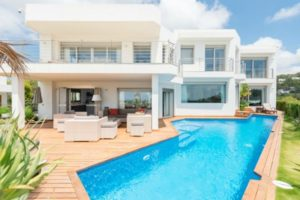 Modern new built villa for sale in Jesus on Ibiza