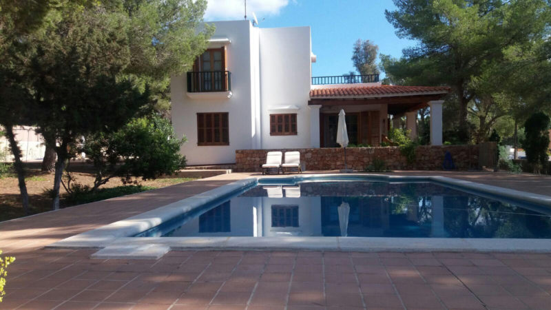 Detached chalet for sale in Sant Josep de sa Talaia