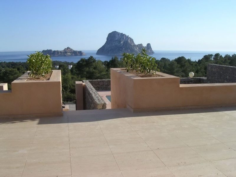 House located Vista Vedra in Cala Carbo