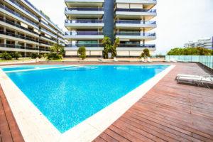 Apartment for sale in Marina Botafoch in Nueva Ibiza