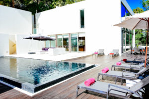 Nice villa is situated in the exclusive urbanizacion Can Furnet