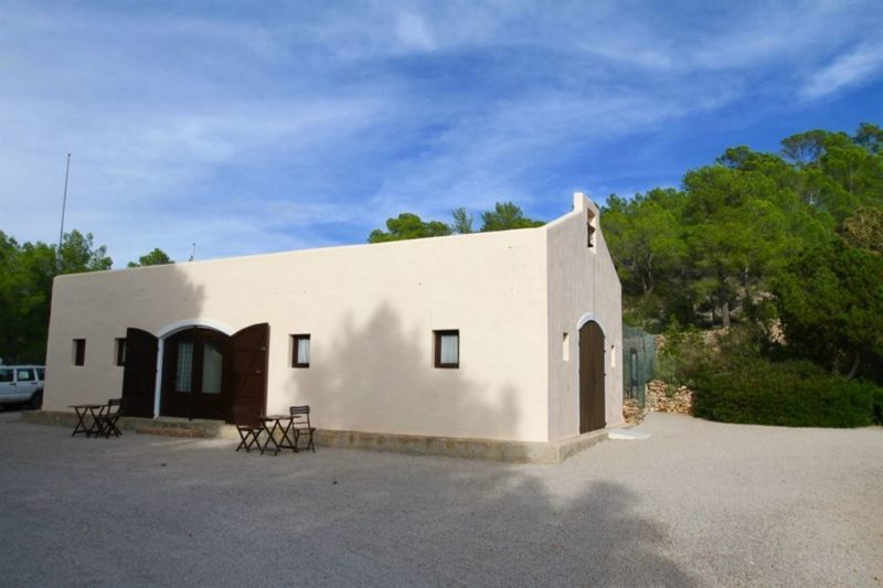 Rural House with guest house with swimming pool near Cala San Vicente